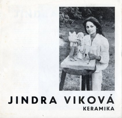 Jindra Viková: Keramika