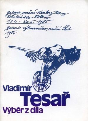 Vladimír Tesař: Výběr z díla