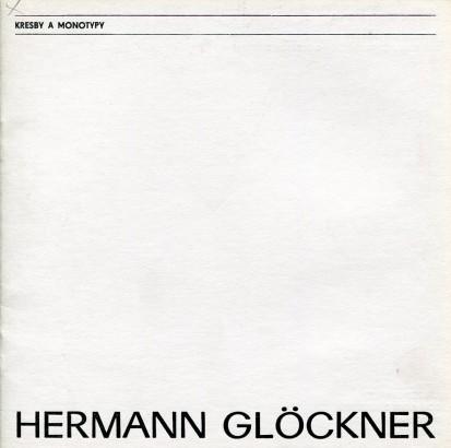 Hermann Glöckner: Kresby a monotypy