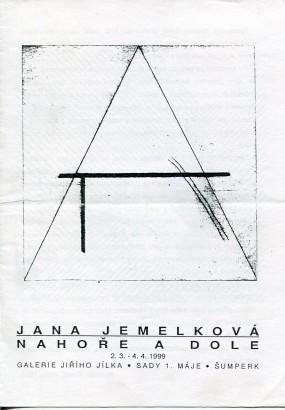 Jana Jemelková: Nahoře a dole
