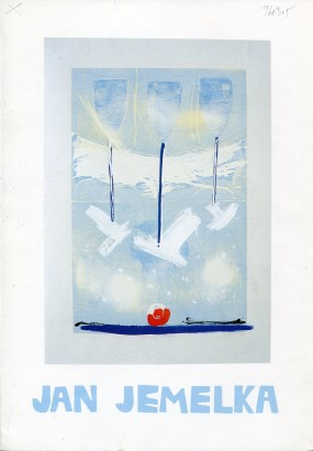 Jan Jemelka: Grafika ( 1980 - 1995 )