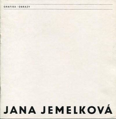 Jana Jemelková: Grafika / Obrazy
