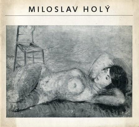 Figurální motivy Miloslava Holého z let 1925-34