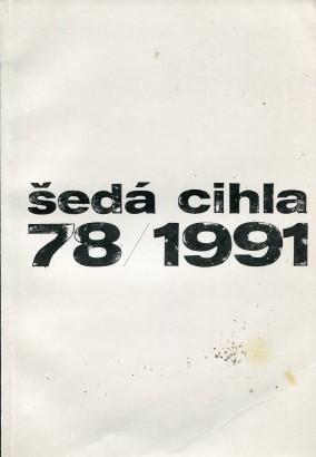 Šedá cihla 78/1991