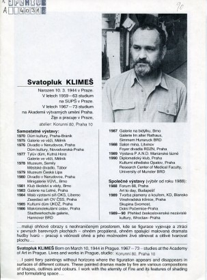 Svatopluk Klimeš