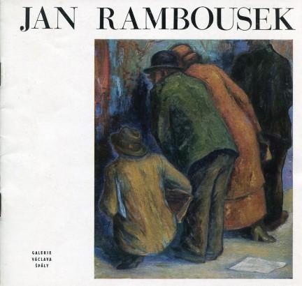 Jan Rambousek: Výběr z životního díla