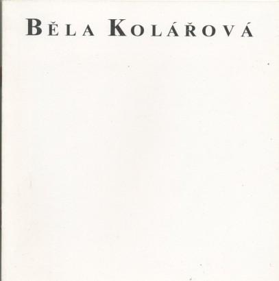 Běla Kolářová: Fotografie z počátku šedesátých let ze sbírek Moravské galerie v Brně