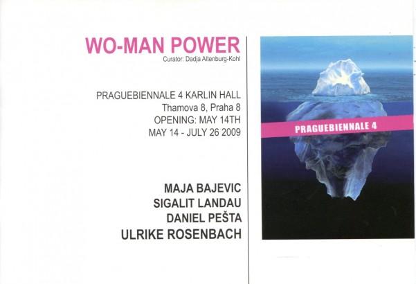 Wo-man Power