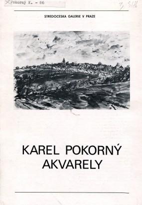 Karel Pokorný: Akvarely