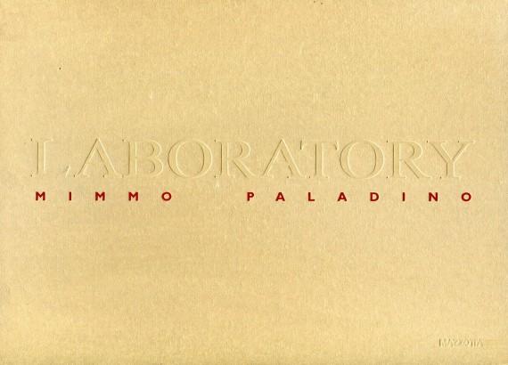 Laboratory Mimmo Paladino