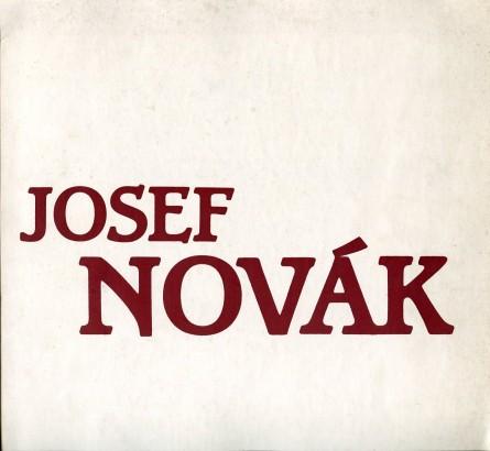 Josef Novák: Výběr z díla