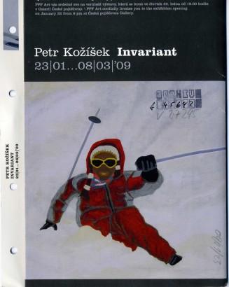 Petr Kožíšek: Invariant