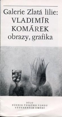 Vladimír Komárek: Obrazy, grafika