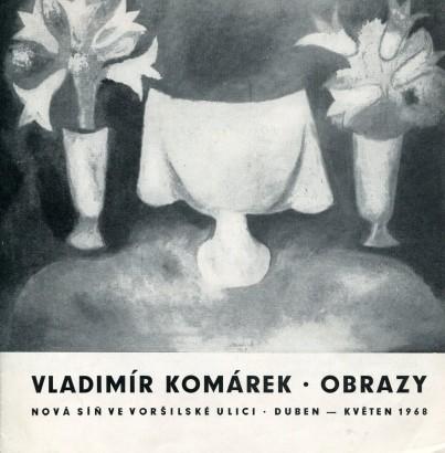 Vladimír Komárek: Obrazy
