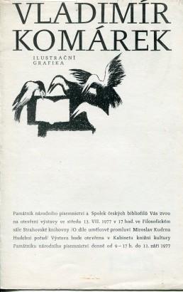 Vladimír Komárek: Ilustrační grafika