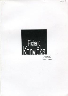 Richard Konvička: Obrazy a kresby 1990 - 1996