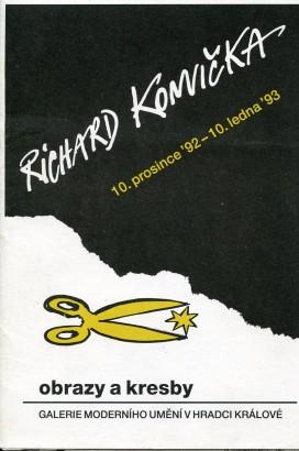 Richard Konvička: Obrazy a kresby