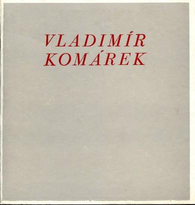 Vladimír Komárek: Grafika, obrazy