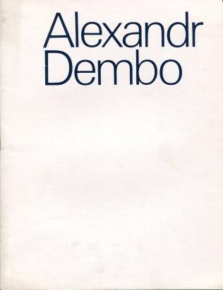 Alexandr Dembo: Grafika