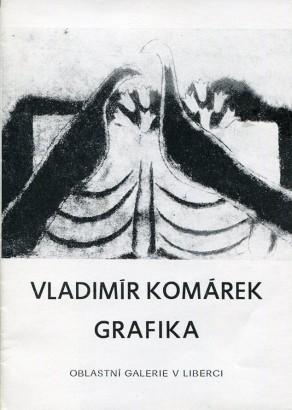 Vladimír Komárek: Grafika