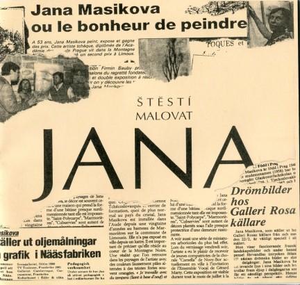 Jana Mašíková: Tempery