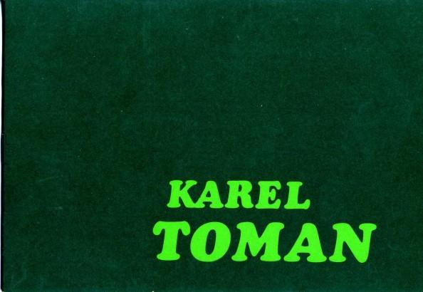 Karel Toman: Kresby, tempery, grafika