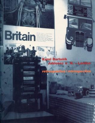Karel Bartošík: Jablonec n. N. - London
