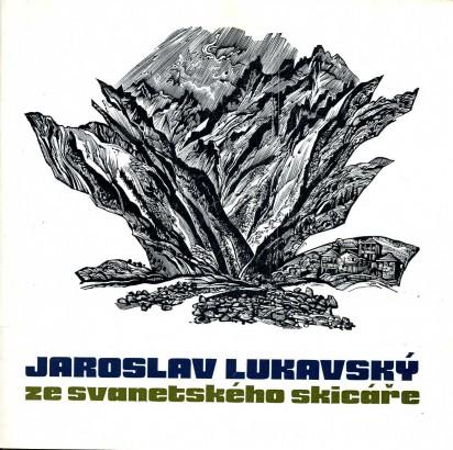 Jaroslav Lukavský: Ze svanetského skicáře