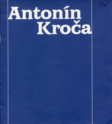 Antonín Kroča: Obrazy