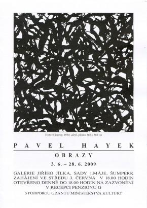 Pavel Hayek: Obrazy