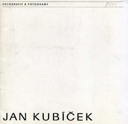 Jan Kubíček: Fotografie a fotogramy