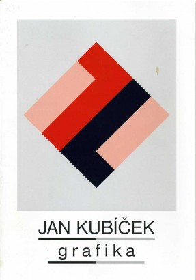 Jan Kubíček: Grafika