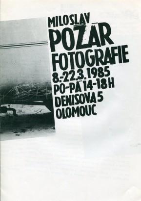 Miloslav Požár: Fotografie
