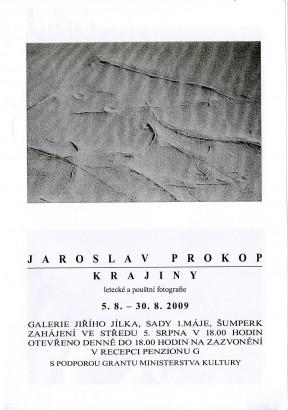 Jaroslav Prokop: Krajiny