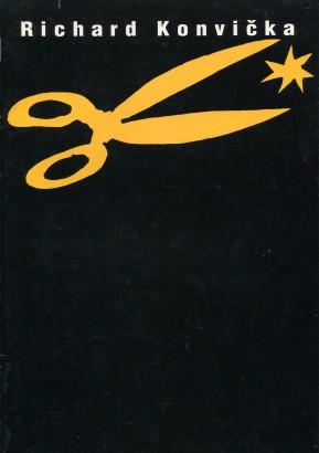 Richard Konvička: Obrazy a kresby z let 1992 - 1993 / The paintings and drawings 1992 - 1993