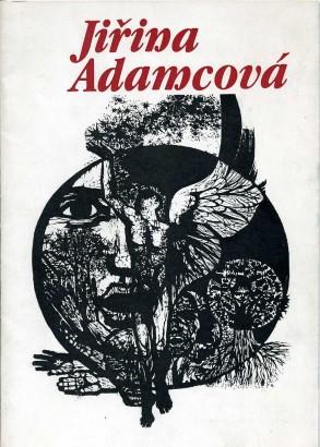 Jiřina Adamcová: Grafika, práce v architektuře