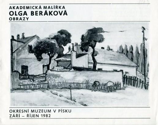 Olga Beráková: Obrazy