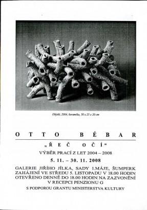 Otto Bébar: Řeč očí