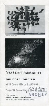 Český kinetismus 60. let