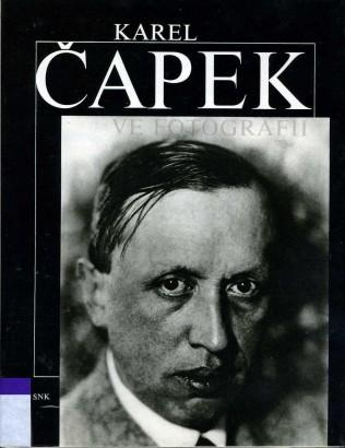 Opelík, Jiří - Karel Čapek ve fotografii