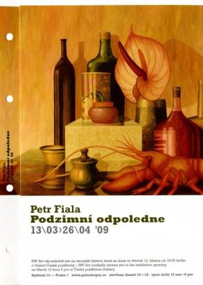 Petr Fiala: Podzimní odpoledne