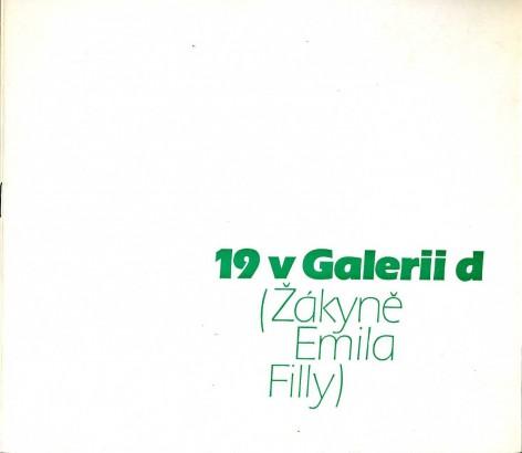19 v Galerii d