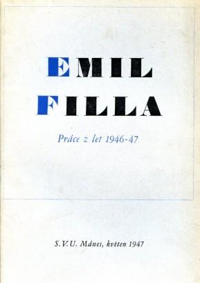 Emil Filla: Práce z let 1946-47