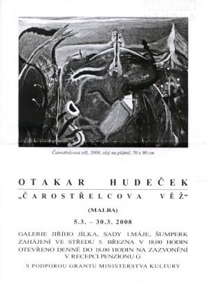 Otakar Hudeček: Čarostřelcova věž