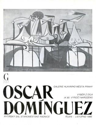 Oscar Domíngues: Výběr z díla