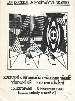 Jan Dočekal & počítačová grafika