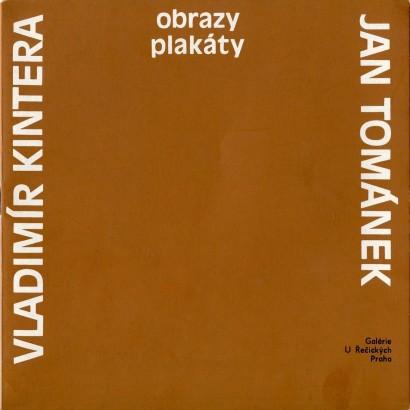 Vladimír Kintera, Jak Tománek: Obrazy, plakáty