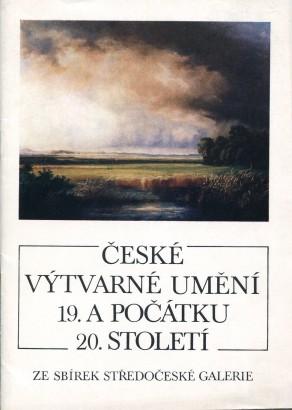 České výtvarné umění 19. a počátku 20. století