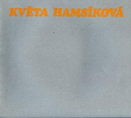 Květa Hamsíková: Tapisérie