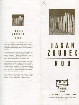 Jasan Zoubek: Rod